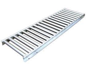 STAINLESS ROLLER CONVEYORS